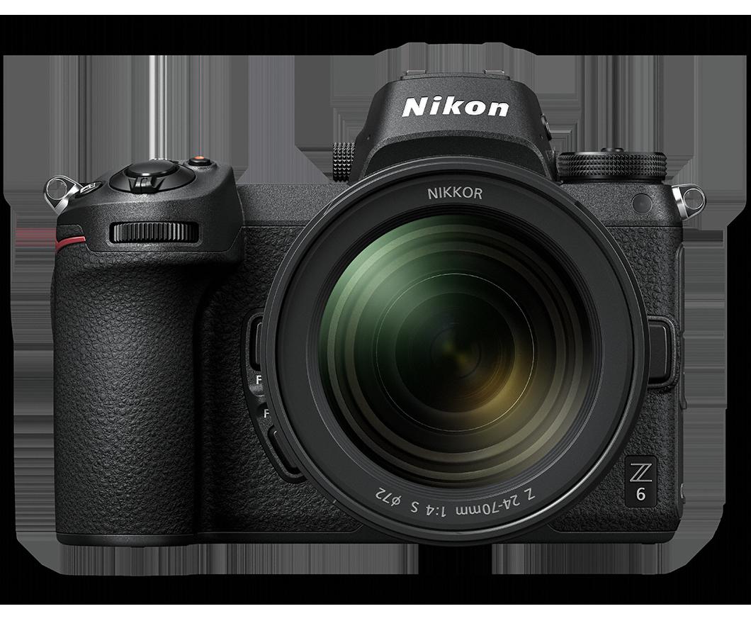 Kamera,DSLM, Nikon