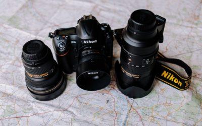 Meine Ausrüstung für die Landschaftsfotografie, was habe ich dabei?