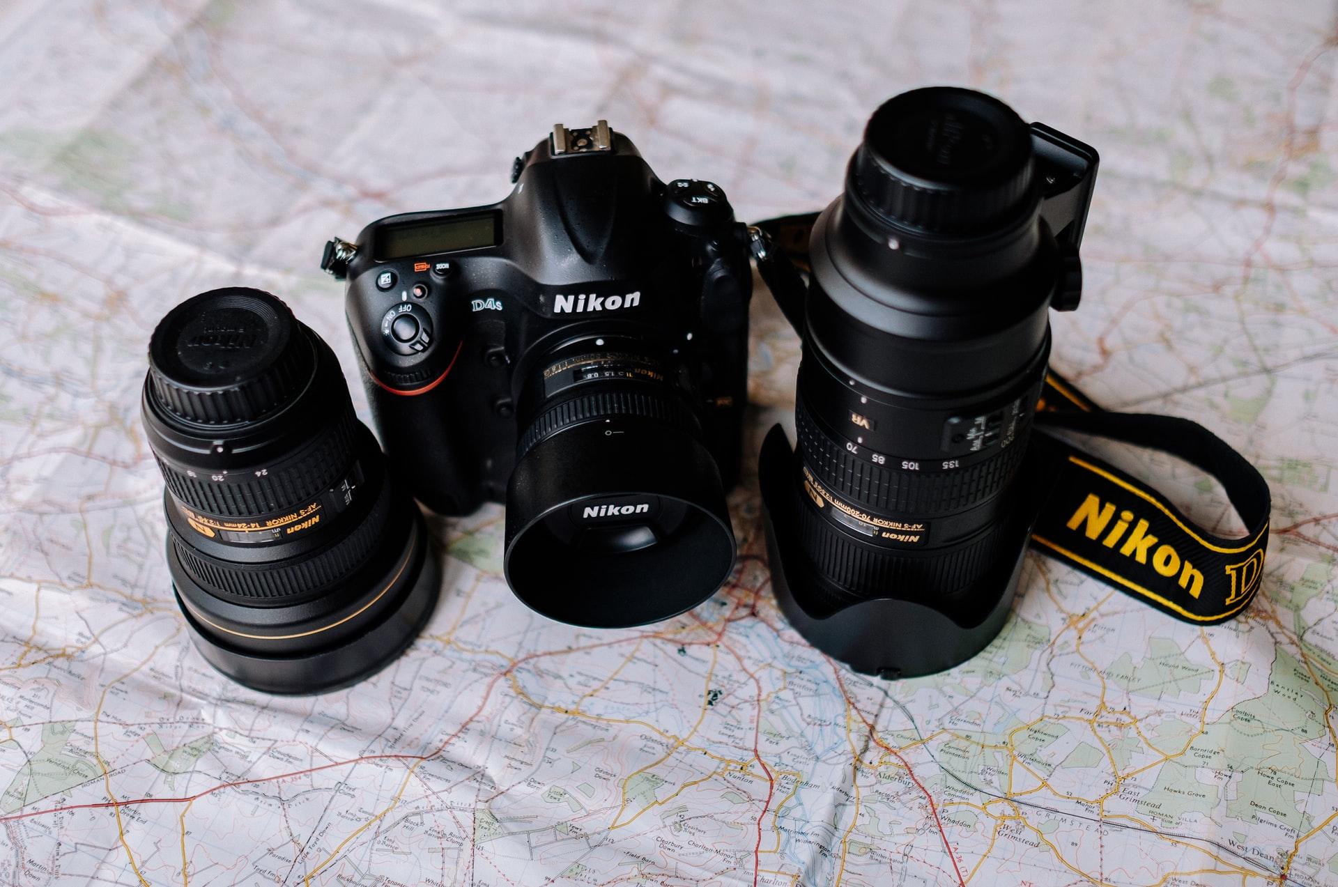 Nikon Technik