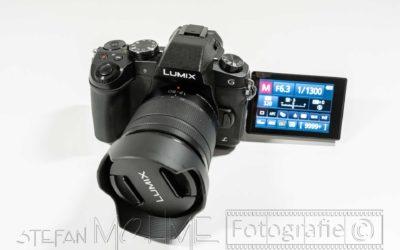 Meine Panasonic Lumix G81 und Zubeör vorgestellt