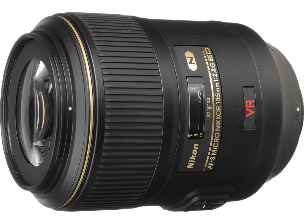 Vorgestellt, das AF-S VR Micro Nikkor 105mm 1:2,8G IF-ED.