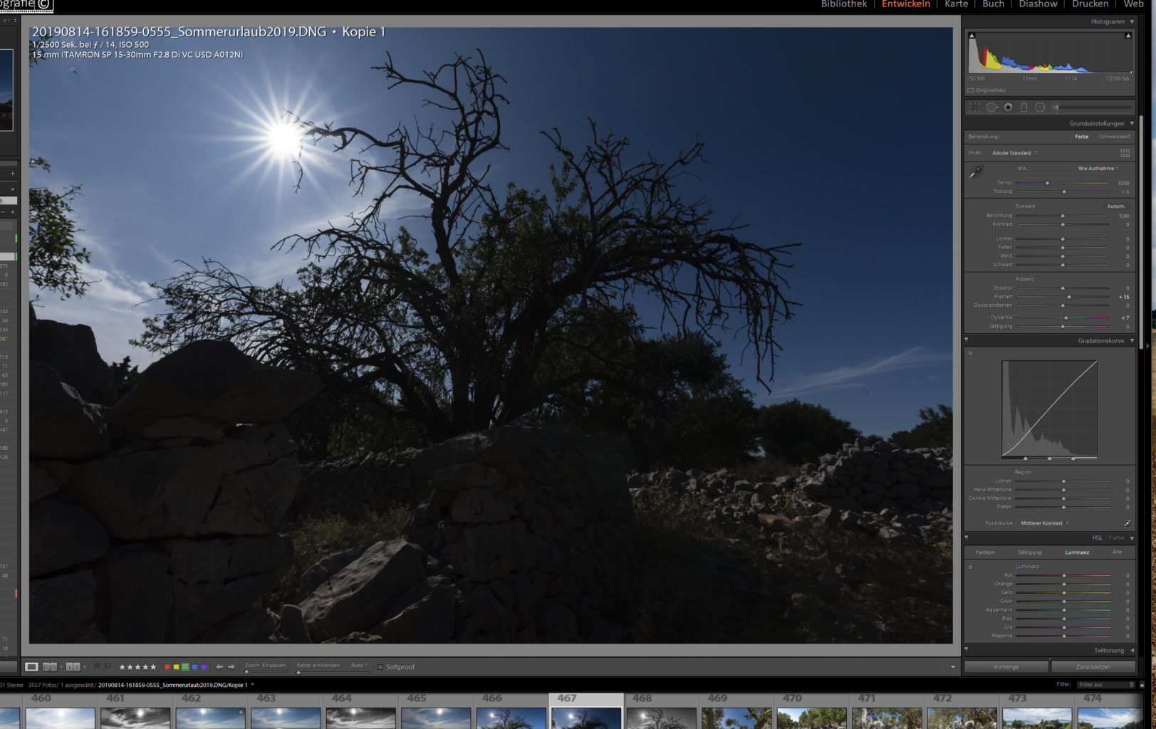Lightroom Pag Lun Screenshot, Making Off