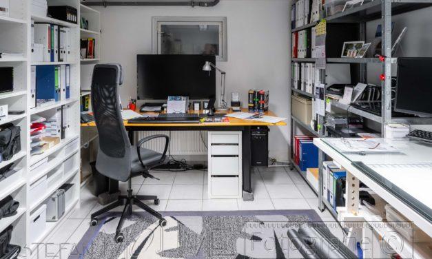 Mein Fotokeller 2020, Arbeitsplatz für Blog, Foto und Druck!