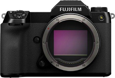 Fuji-GFX100S, Kamera,Mittelformat,Gehäuse,vorne