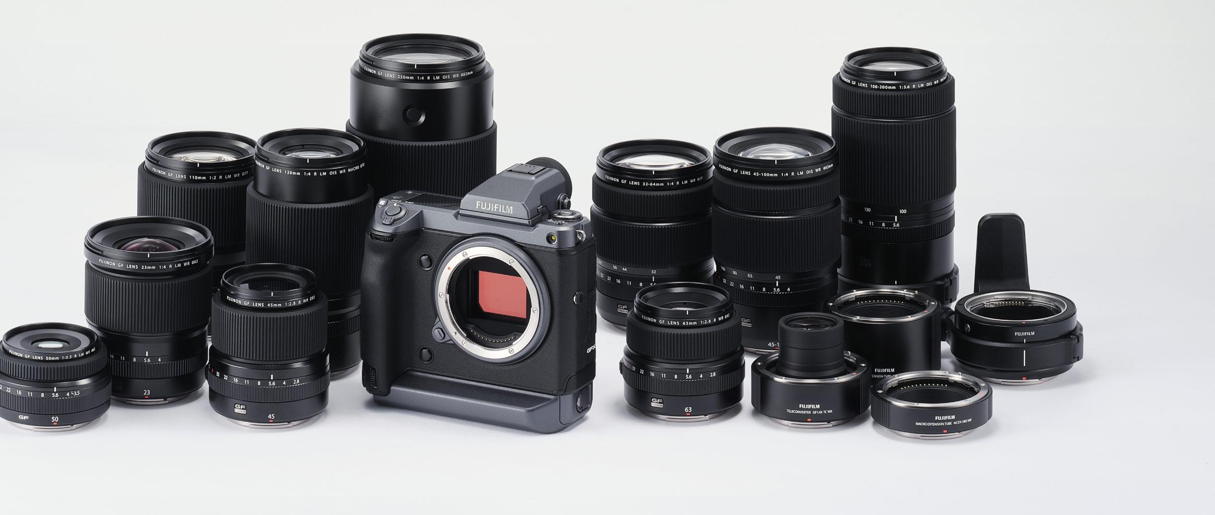 Fuji-GFX100S, Kamera,Mittelformat,Gehäuse