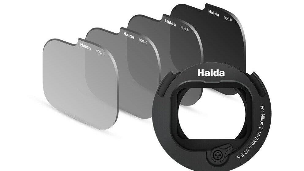 Haida Nikon 14-24mm Rücklinsenfilter