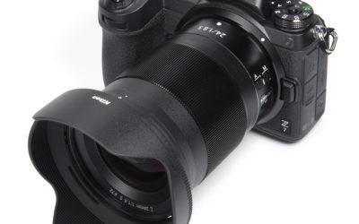 Vorstellung Nikon Festbrennweite Nikkor Z 24 mm F/1,8 s-Line Objektiv