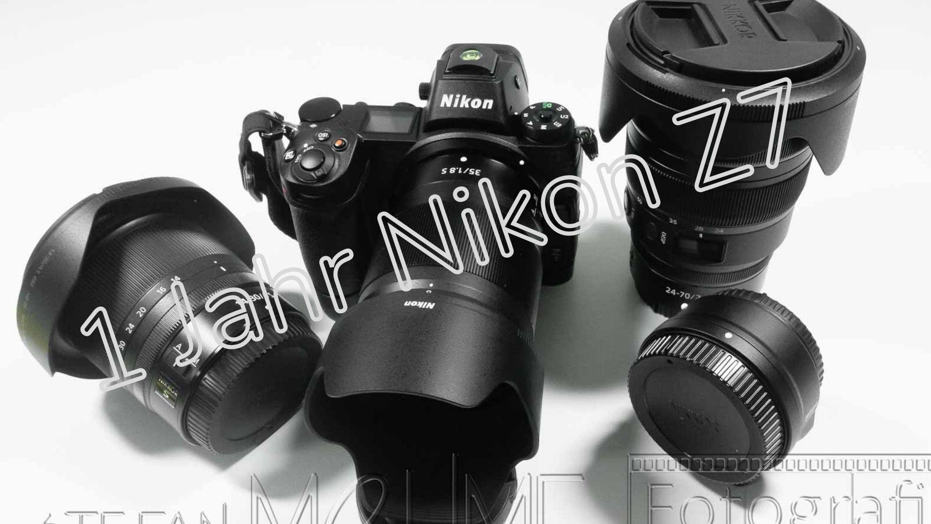 Nikon z System Grafik Stefan Mohme