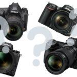 Welche Vollformatkamera von Nikon nehmen, D750, D780, Z5, Z6 oder Z6 II???