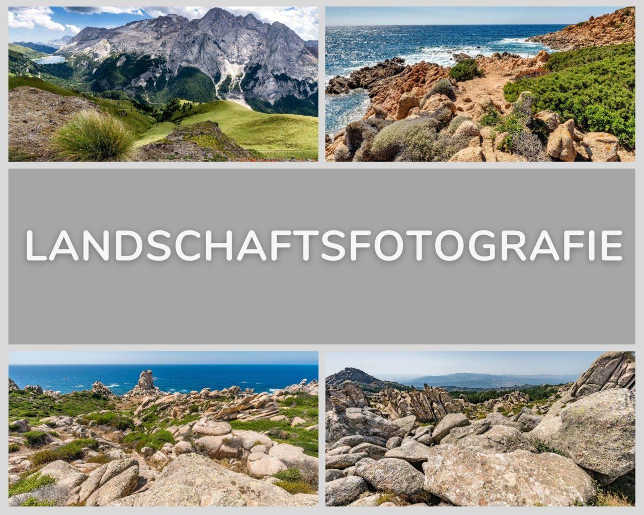 Collage Landschaft Stefan Mohme