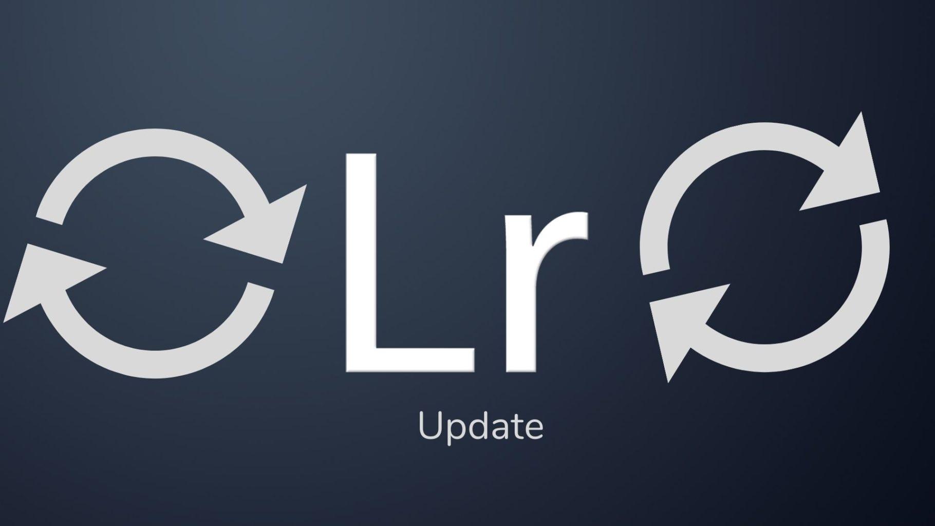 Lightroom, Update, Grafik, Stefan Mohme