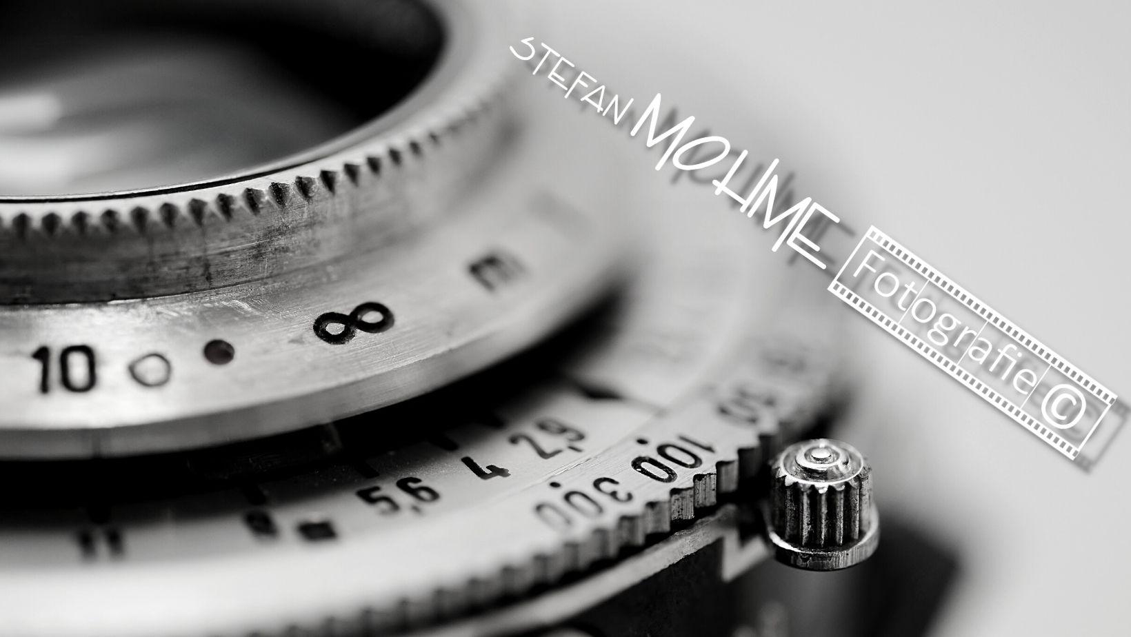 Objektiv alt, Logo Stefan Mohme