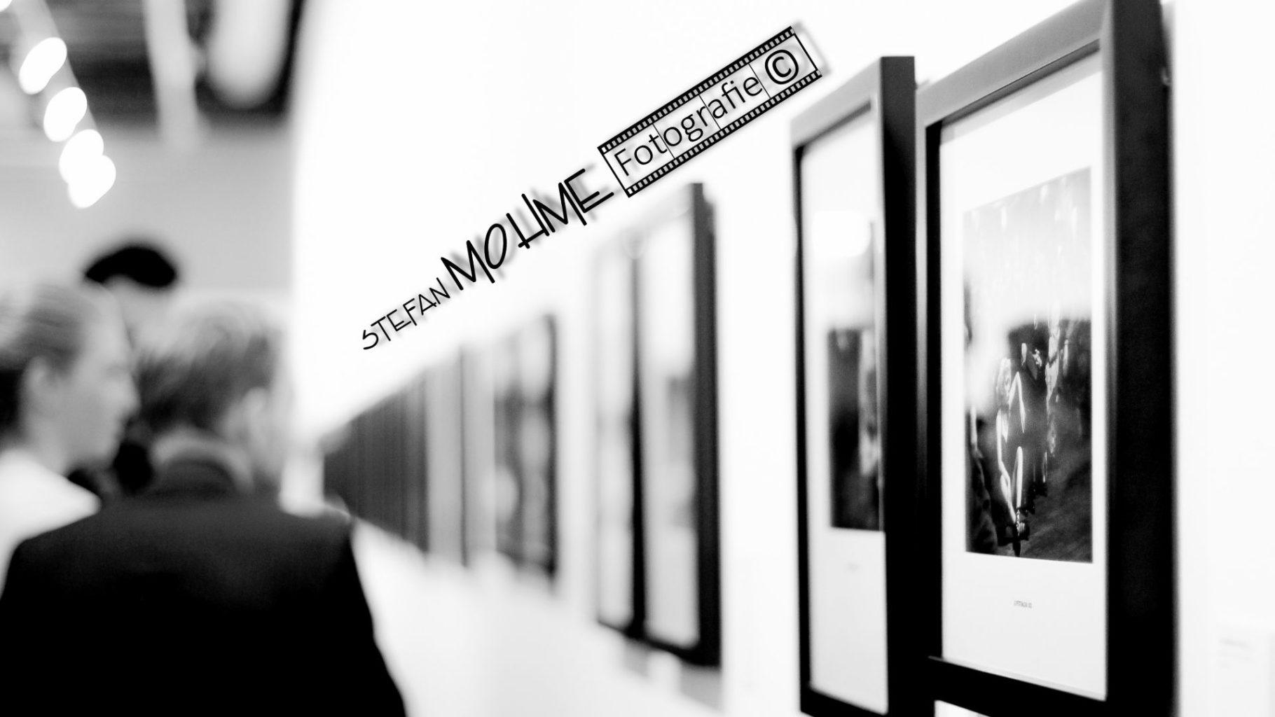 Ausstellung ,Bilder, Logo ,Stefan Mohme