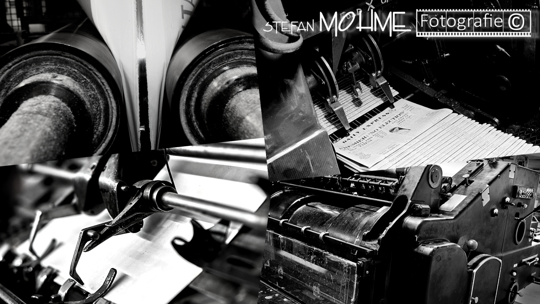 Collage, Druck, Stefan Mohme