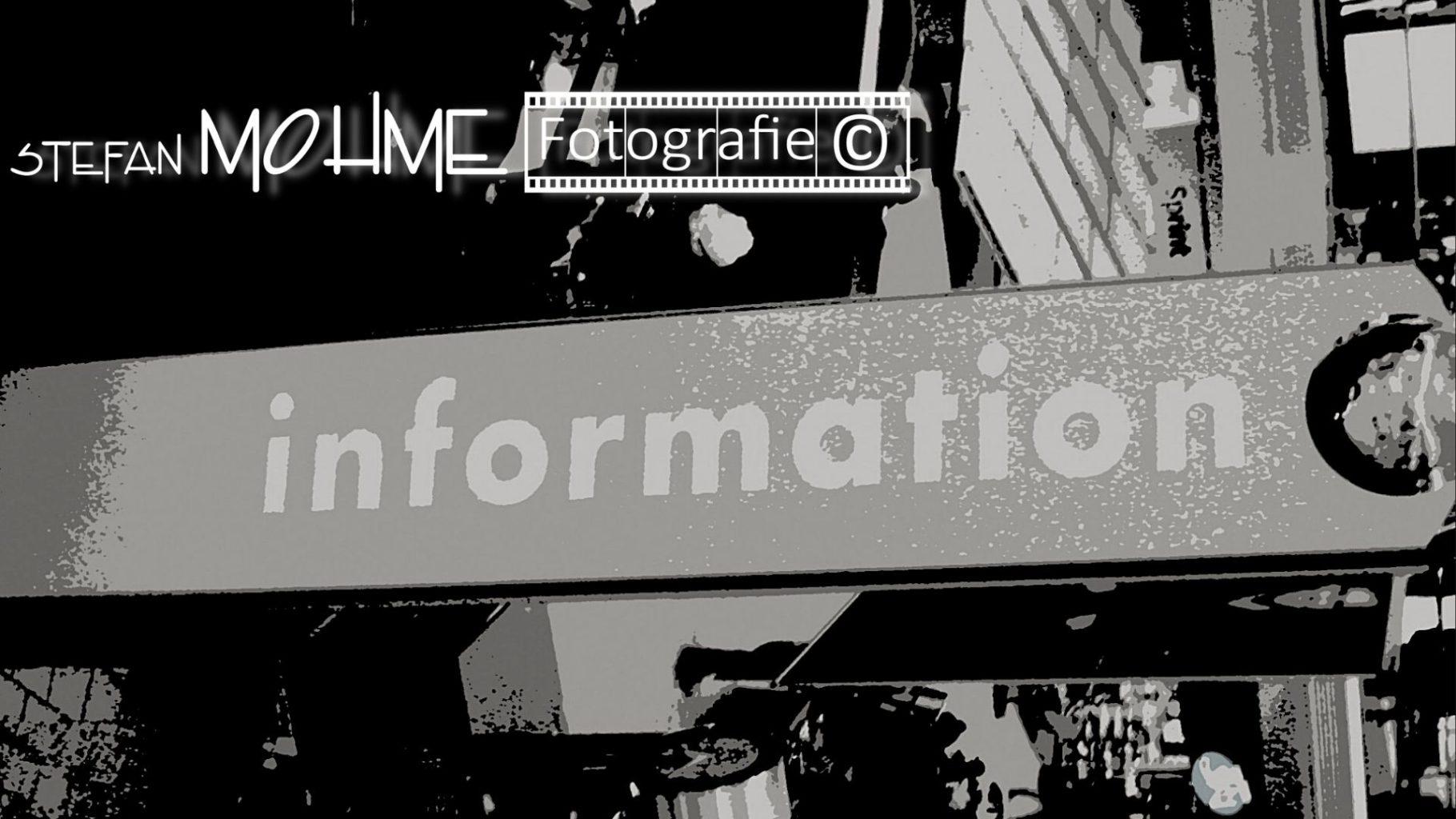 Grafik, Information, schwarzweiss