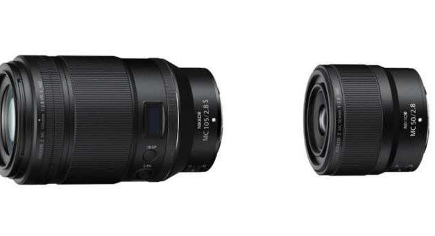 Nikon stellt die beiden Z Objektive  MC 105 mm 1:2,8 VR S und Z MC 50 mm 1:2,8 Makro vor.