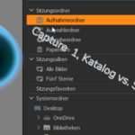 Capture One die verschiedenen Versionen & das Konzept Katalog vs. Sitzungen verstehen.