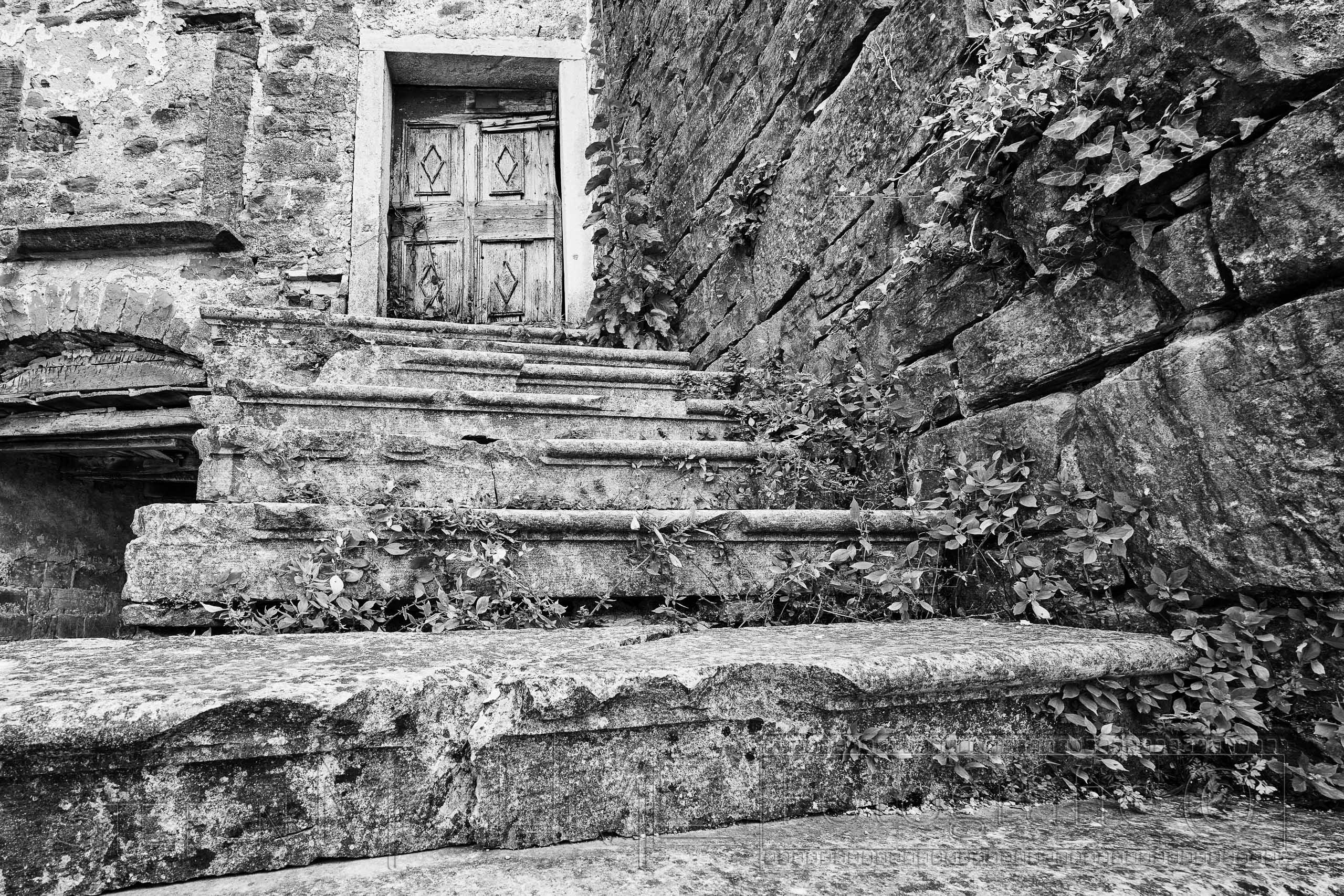 Alte Treppe, Kroatien, Altstadt