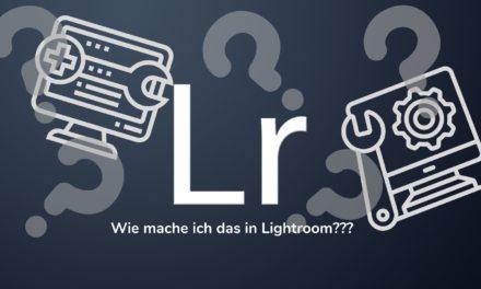 Lightroom, eine eigene Druckvorlage erstellen.