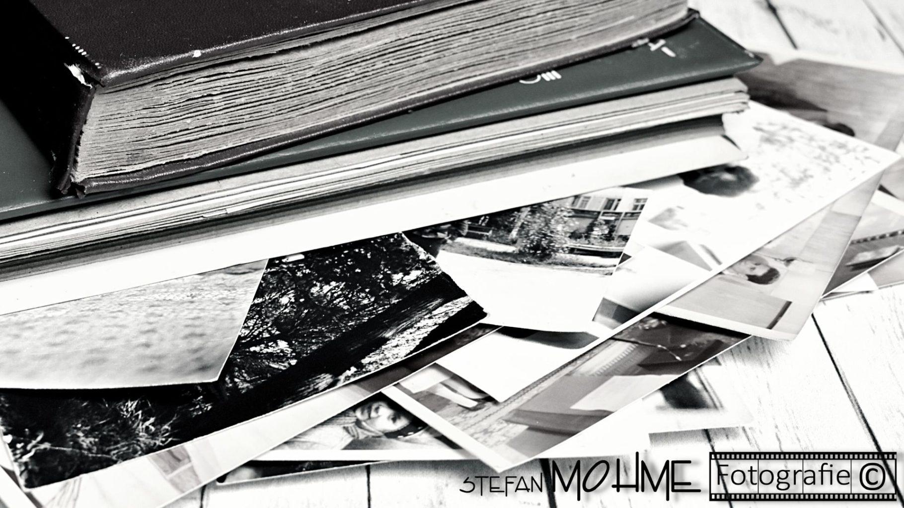 Bilderalbum, Fotoalbum, Papierbilder