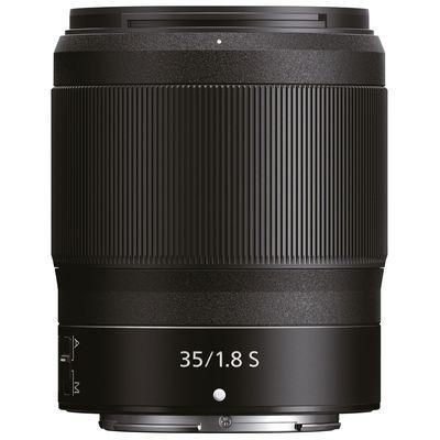 Nikon, Z35mmF/1.8