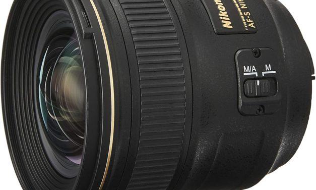 Vorgestellt, Nikon AF-S NIKKOR 24 mm 1:1,4G ED